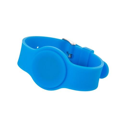 RFID Silikonarmband E507-Blau EM4102