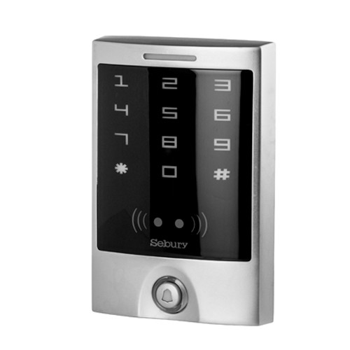 Sebury touch wide Stand alone access system