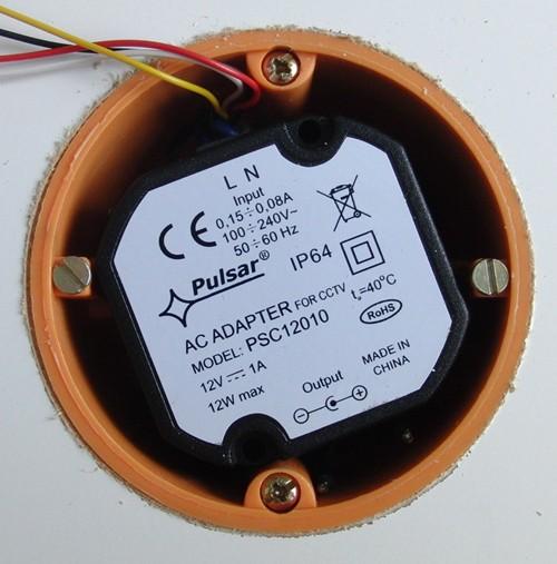 Einbaunetzteil 12V 12V-1,0-E