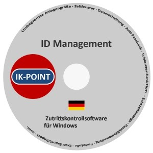 Zutrittskontrollsoftware Z3D