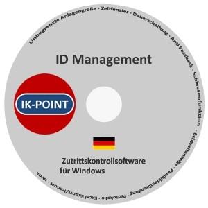 Zutrittskontrollsoftware Deutsch Z3D1