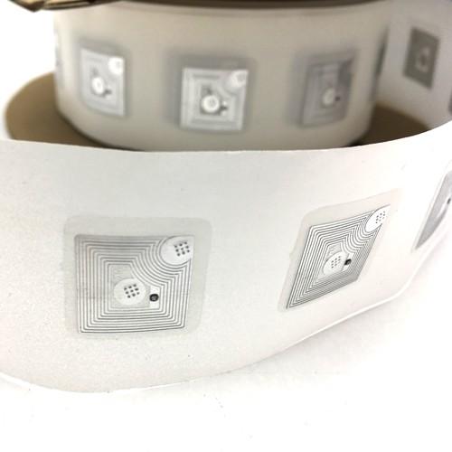 RFID Aufkleber 18x18mm mit MIFARE® Classic 1K Transponder