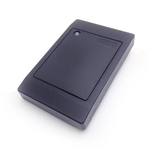 RFID Reader schwarz mit Wiegand Anschluss