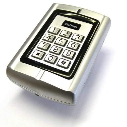 W4 Codeschloss mit 2 Relais PIN Code / RFID Transponder