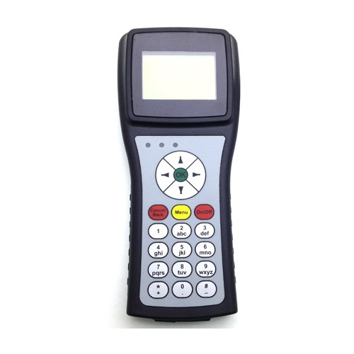 Handheld write reader for CH system
