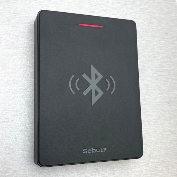 Wireless RFID radio transmitter reader
