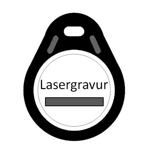 Schlüsselanhänger Lasergravur (ab 9ct)